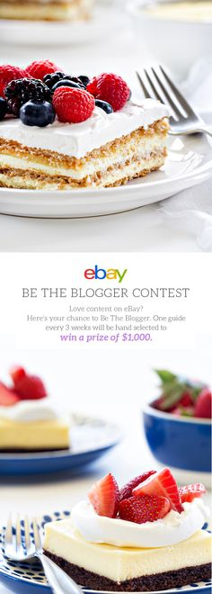 Find inspiration from one of my ebay guides and create one of your own! Enter the Be the Blogger Contest for a chance to win a prize of $1000! #ad