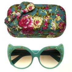 Irregular Choice sunglasses, via Stay creepy