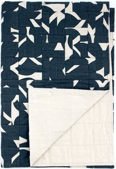 broken hearts quilt by Umbrella Prints