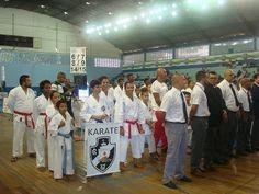 ESPORTE: Realizado Campeonato Estadual de karate - 1ª Etapa...