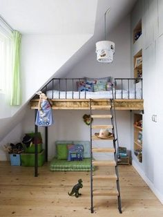 14 X BUNK & BUILD-IN BEDS FOR KIDS