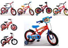 """14 Zoll 14"""" Kinderfahrrad Kinder Disney Jungen Fahrrad Rad Bike Jungenfahrräder"""