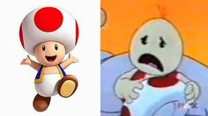Toad is actually wearing a hat. 35 Photos That Prove Your Entire Life Is A Lie Museum Of Curiosity, Double Stuffed Oreos, Magic 8 Ball, Weasley Twins, Bear Grylls, Wtf Fun Facts, Discovery Channel, Guy Names, Mind Blown