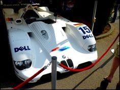 Le Mans' Winning BMW LMR V12...