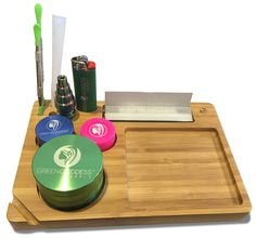 bamboo rolling tray!