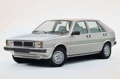 Lancia Delta - Car of the Year 1980