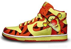 Tiger Sneakers!
