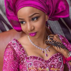 Beautiful pilot bride @nussyb ! Makeup by @bellezzafaces | photo by @georgeokoro !!!
