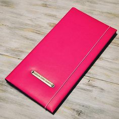Travel set travelers notebook and travel wallet with the vegan perfect gift for her pink travel document holder made from italian ecoleather ideal for gumiabroncs Image collections