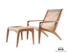 Gisele armchair - Aristeu Pires