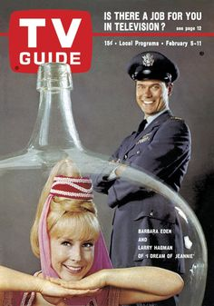 February 5, featuring Barbara Eden and Larry Hagman.