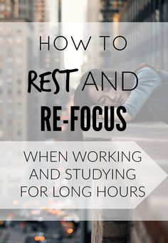 can you work or study for longer hours What can you do to keep yourself focused and your performance going Keep reading to find out Hilfe im StudiumDamit dein Studium ein. E Learning, College Hacks, College Life, Planners, Coaching, College Survival, Nursing Programs, Rn Programs, Tips
