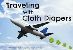 The Best Cloth Diapers to Travel With!