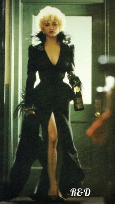madonna iconic dick tracy dress - Google Search