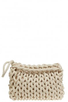 S-CLUTCH   Calypso St. Barth... Made of recycled sailing rope