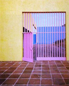 """""""The Architecture of Luis Barragan"""""""