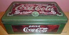 cajas de lata vintage - Buscar con Google
