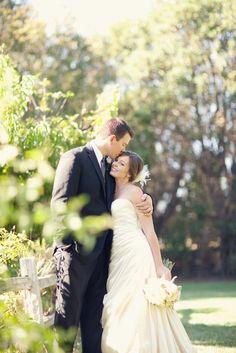 Eucalyptus Lane Wedding by We Heart Photography | Style Me Pretty