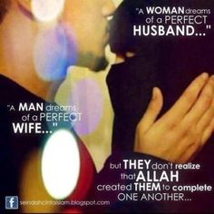 Muslim Husband Wife Quotes - Articles about Islam Islamic Quotes, Muslim Quotes, Quran Quotes, Islamic Wedding Quotes, Quran Sayings, Islamic Phrases, Islamic Dua, Islamic Messages, Allah Quotes