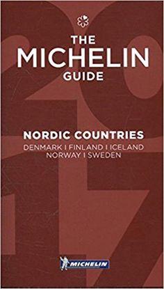 Michelin guiden Norden 2017, engelsk