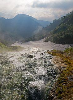 The Hakuba range, Japan