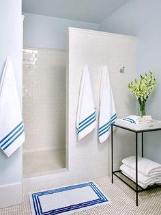 3 Quick Simple Ideas: Tub To Shower Remodel Walk In shower remodeling space saving.Tub To Shower Remodel Walk In shower remodel grey. Bad Inspiration, Bathroom Inspiration, Bathroom Ideas, Design Bathroom, Bath Ideas, Guys Bathroom, Bathroom Interior, Ideas Baños, Tile Ideas