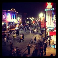 Downtown Austin Texas SXSW!!!! The Live Music Capital of the World and the best Music Festival..period