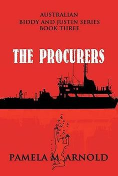 """""""The Procurers: Biddy and Justin Series Book Three"""" by #SBPRA author Pamela Arnold #MustRead #Mystery"""