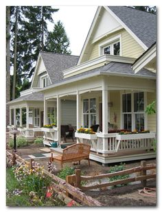 Ross Chapin Architects-- Beautiful house plans. No more cookie cutter bland junk! Check this out!