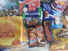 los dulces polacos son una pasada: chocolates deliciosos, galletitas, caramelos de café con leche que se deshacen en la boca...impresionantes!!