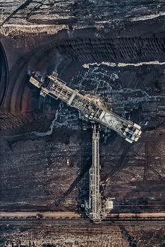 Bernhard Lang, Coal Mine - ATLAS OF PLACES
