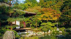 Ginkaku-Ji (The Silver Pavilion) - Kyoto, Japan