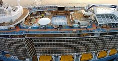 Quantum of the Seas is off for her second set of sea trials.