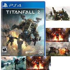 Titanfall 2 Ps4 Sony  2 Titanfall Playstation 4 New Ps4 Brand  New Free Shipping
