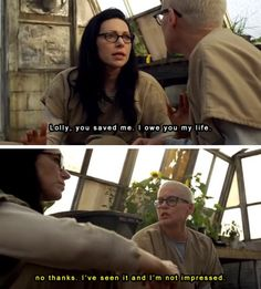 Alex & Lolly season 4 oitnb