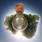 Planetarium · 90 x 90 cm · Leinwand auf Keilrahmen: € 640,- ·  Aludibond: € 780,- ·  Acrylglas auf Aludibond: € 940,-  · © Stefan Korff