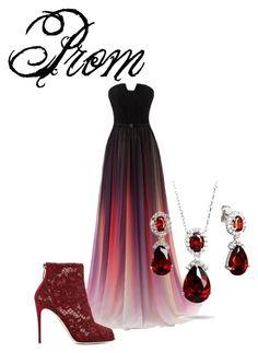 """Prom"" by sassy-rice on Polyvore"