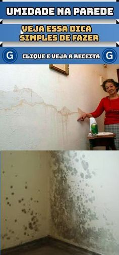 Aprenda a acabar com a umidade em sua casa com essa dica simples de fazer #dicas #caseiras #aprenda #acabar #com #umidades #na #parede #receita #receitas