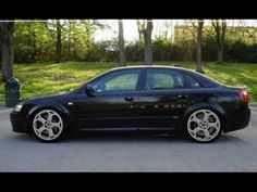 Fantastic Audi A4/ S4 B5 B6 B7 Must see ! - YouTube