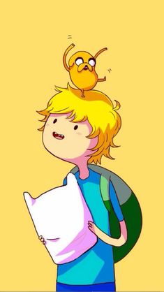 Adventure Time with Fin & Jake ^_^