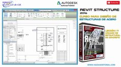 Revit Structure 2016 | Tutorial en Español | Leccion 17 | Curso Completo