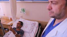 Karın ağrısı ile gittiği hastanede bağırsağında 2 tane 10 santimetre tel çıktı - Milliyet