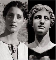 Greek beauty by the centuries Greece History, Beatiful People, Greek Beauty, Cultura General, Greek Culture, Greece Islands, Greek Art, Athens Greece, Ancient Greece