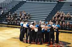 A Love Letter To My Job: The Mid-American Pompon staff
