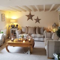 It's come so cold here this afternoon...so cosiness is required!  Have a super evening all....Coll xxx #westbarninteriors