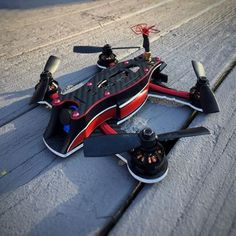 NEATO-180MM-RACING-QUAD-QUADCOPTER-DRONE-CARBON-FIBER-FRAME-W-LIFETIME-WARRANTY
