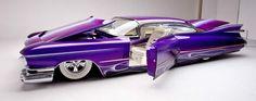 "❦ Mario Colalillo's 1959 Cadillac ""WildCad"""