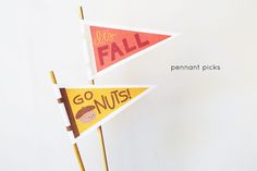 Autumn Pennant Picks by wildolive, via Flickr