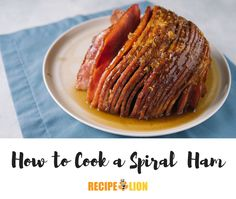 Learn how to cook spiral ham without drying it out using these simple tips. Did you know you can heat spiral ham in a slow cooker or oven? Learn more here!