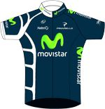 #Movistar_Team is one of the 22 Tour de France 2012 Teams. Official Website: http://www.movistarteam.com/ | Wikipedia: http://en.wikipedia.org/wiki/Movistar_Team